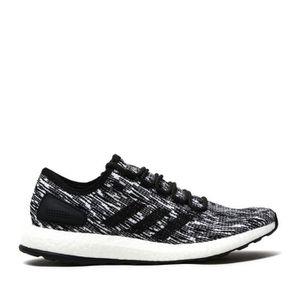 Basket adidas Originals Pure Boost - Ref. BB6280 Noir Noir - Achat / Vente basket  - Soldes* dès le 27 juin ! Cdiscount
