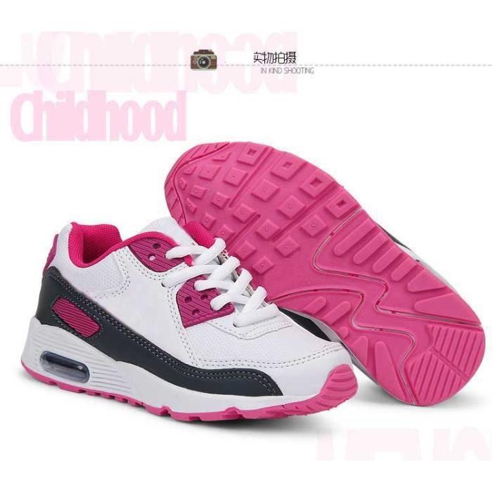 Enfants Chaussures baskets Garçon Jeunes filles Mode Chaussures de course MzvwGA8Ct