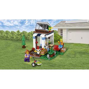 Creator lego maison achat vente jeux et jouets pas chers for Maison moderne lego
