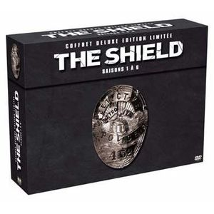DVD SÉRIE DVD The shield, saisons 1 à 6