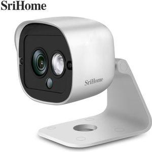 CAMÉRA IP SriHome 1080P Caméra de Surveillance / Smart Camér