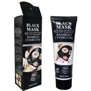 MASQUE VISAGE - PATCH Masque profond démaquillant de masque de solvant d