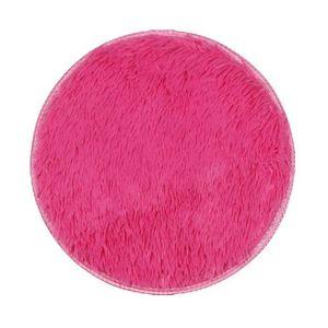 TAPIS 40 cm épais tapis circulaires moquette salle à man