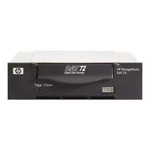 Lecteurs - Enregistreurs sur bande HP STORAGEWORKS DAT72 NOIR DW026A