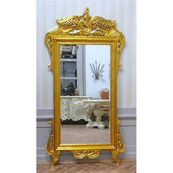 Grand miroir baroque achat vente grand miroir baroque for Grand miroir baroque