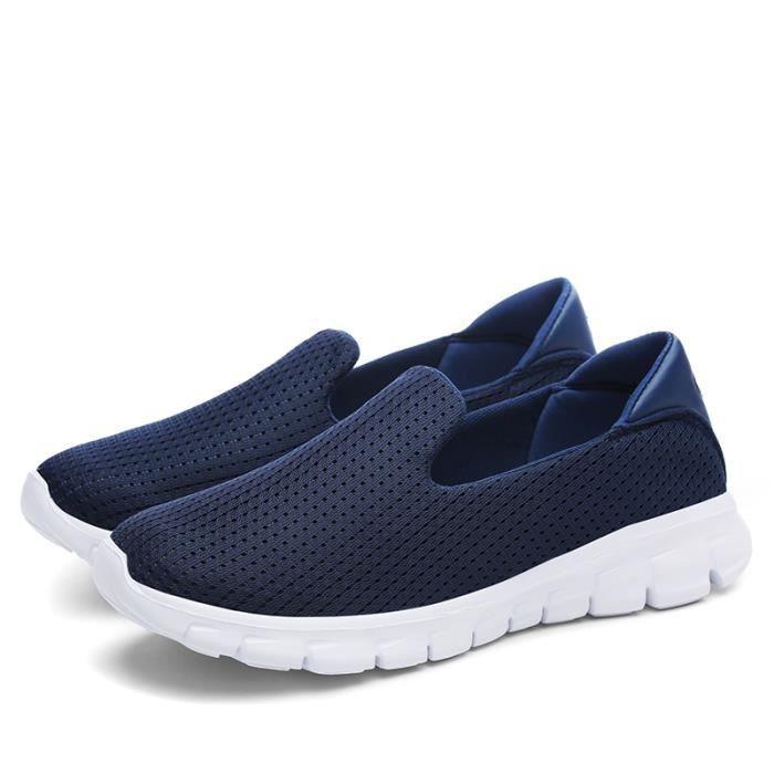 D'été Femmes Confortable Respirant Sneakers Sport Chaussures Pour Femmes En Plein Air Super Léger de Course Mesh Chaussures Courir CvQZL