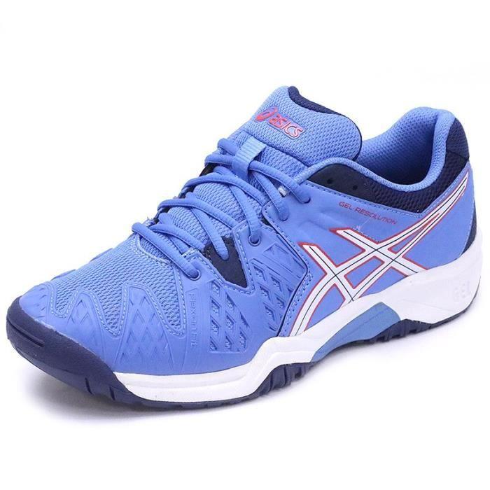 Bleu Gel Chaussures Tennis Garçon Resolution Asics 6 PON0Z8kXnw