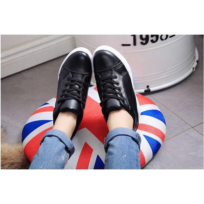 Basket Chaussures de sport plus chaud pour femmes et chaussures féminines,