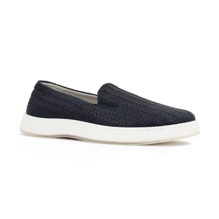 Claire Weave Low Top Slip-on Sneaker Mode MDKMS Taille-42