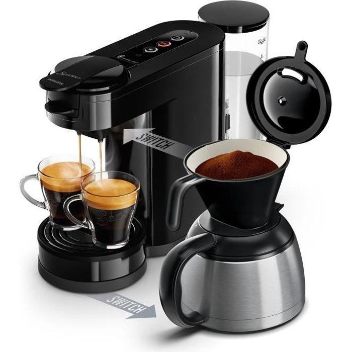 MACHINE À CAFÉ PHILIPS SENSEO HD6592/61 Machine à café à dosette