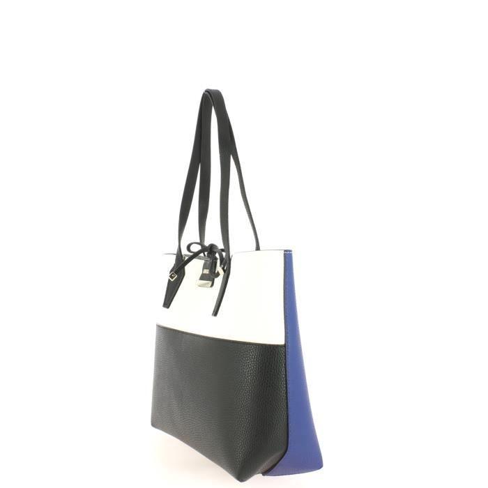 Noir Bobbi Guess Shopping Sac Multi qwAp7Uvvx