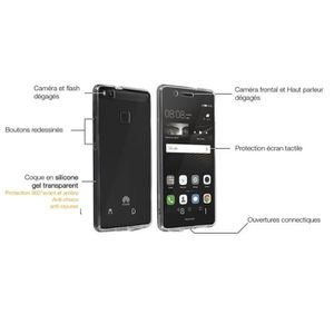 coque intégrale huawei p9