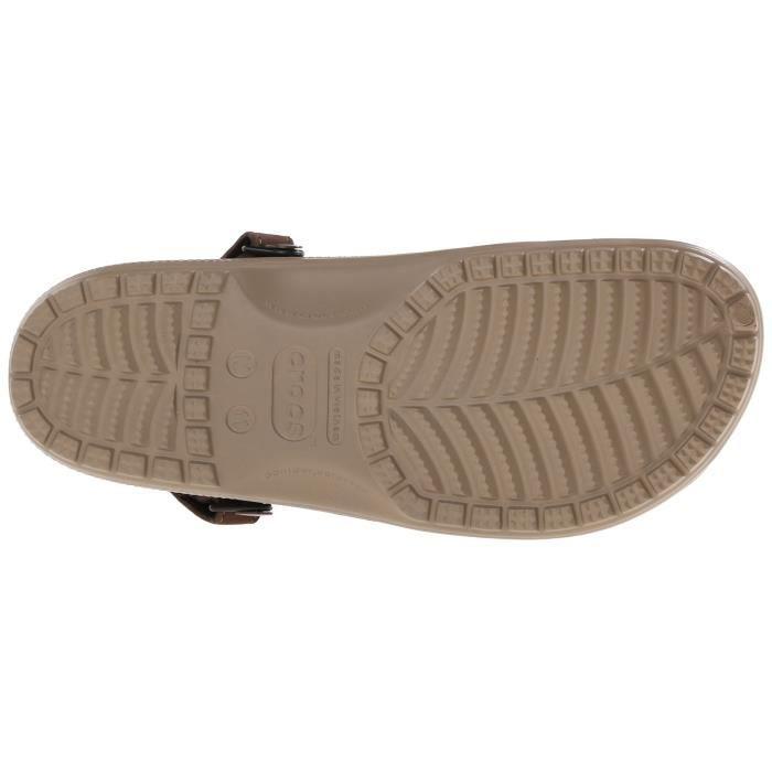 Crocs Chaussure de mule de clog de yukon masculin ZE87J 5PQ1fO
