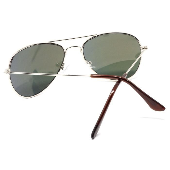 Premium Mirror Coated Lenses Sunglasses With Uvb Protection PY9P1