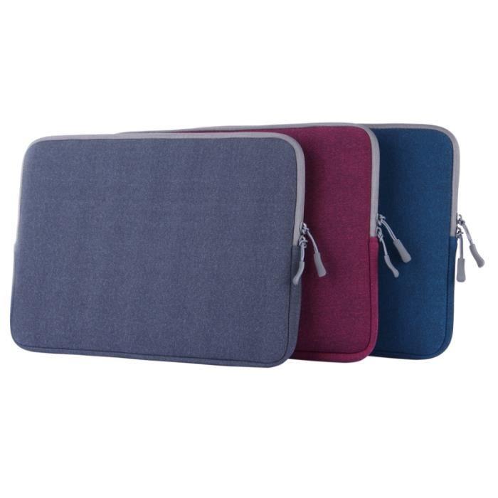 Pro Mac Sac Gris Sacoche Souple Paquet Pochette Portable Pouces Macbook 15 4 Ordinateur OqwHH1EdYx