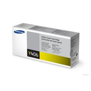 Samsung CLT-Y406S Toner Laser Jaune