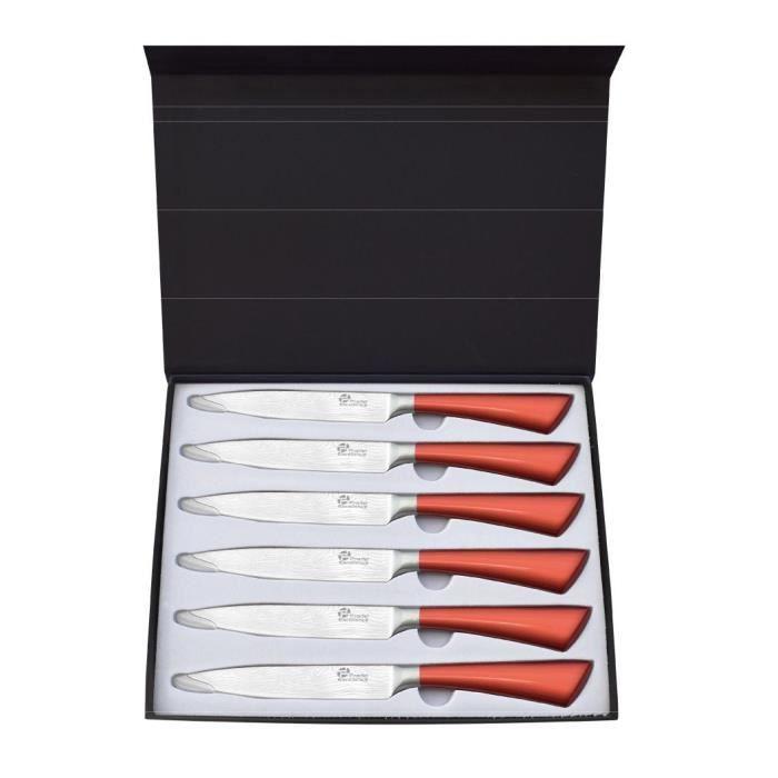 Couteau achat vente couteau pas cher soldes d s le - Couteau a steak ...