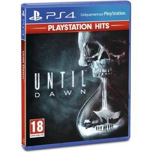 JEU PS4 NOUVEAUTÉ Until Dawn PlayStation Hits Jeu PS4