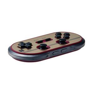 MANETTE JEUX VIDÉO 8Bitdo Fc30 Manette Bluetooth Pro contrôleur Gamep