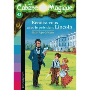 Livre 6-9 ANS La Cabane Magique Tome 42