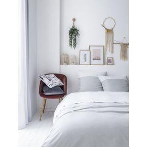 TODAY Parure de couette STOCKHOLM STROM FROZEN 1 Housse de couette 220x240 cm 2 Taies d`Oreillers 63x63 cm