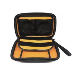 HOUSSE DE TRANSPORT Plain Noir EVA Tough Case Pouch Voyage Carry Bag p