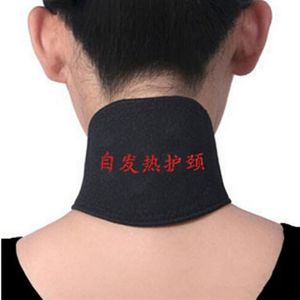 PETITS INSTRUMENTS Self Chauffage Magnetic Therapy Ceinture Cervical