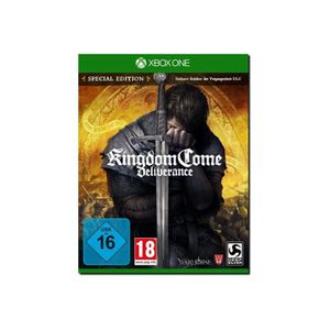 BUREAUTIQUE Kingdom Come Deliverance Xbox One
