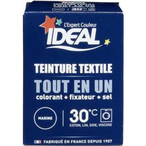 TEINTURE TEXTILE IDEAL Teinture textile tout en 1