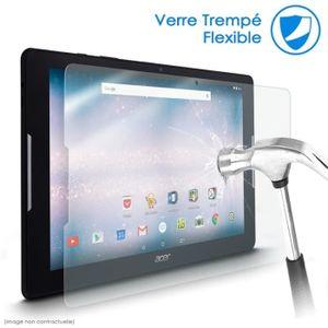 FILM PROTECTION ÉCRAN Protection en Verre Fléxible pour Tablette Acer Ic