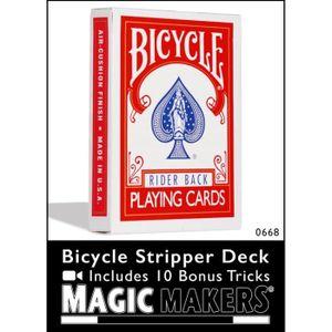 JEU MAGIE Magic Makers Pont vélo Décapant Avec 10 Bonus Tric