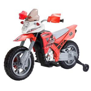 MOTO - SCOOTER MGM Moto Cross Electrique Rouge