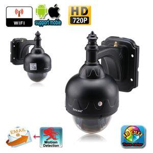 CAMÉRA IP Sricam IP Caméra 720P Sans Fil 1.0 Mégapixel H.264