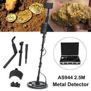 DÉTECTEUR DE MATÉRIAUX TEMPSA AS944 Détecteur de métaux souterrain treasu