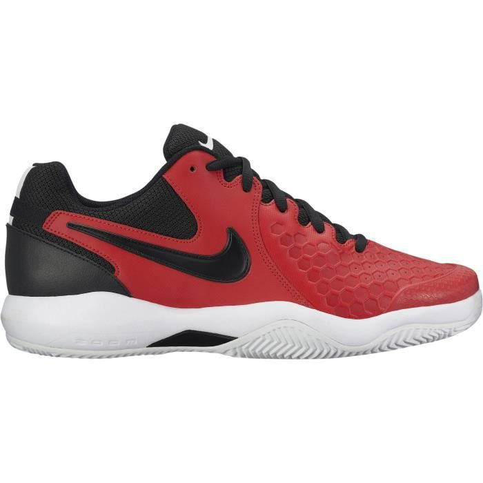 reputable site 51c84 61973 NIKE Chaussures Multisport Air Zoom Resistance CL - Homme - Rouge