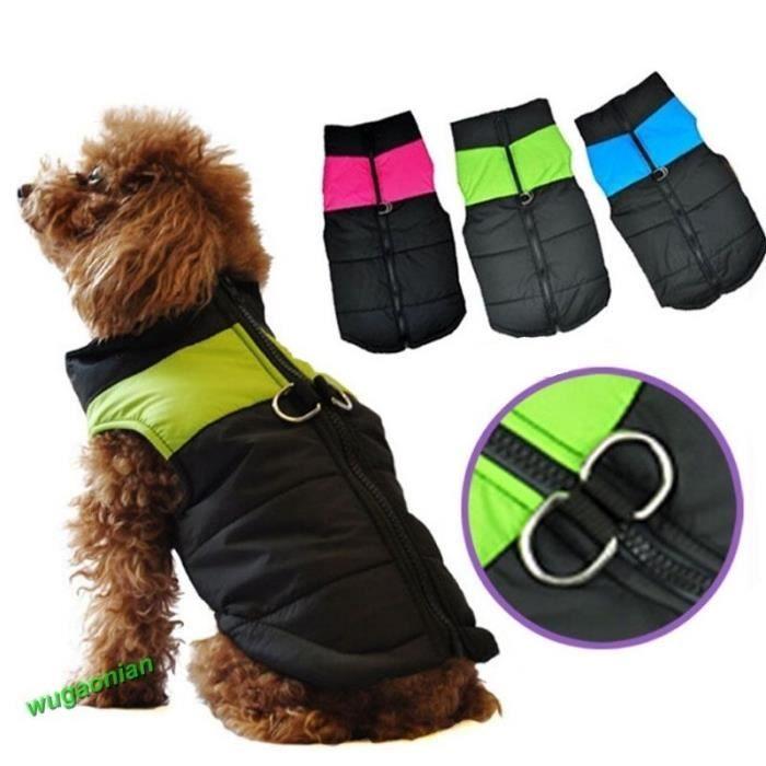 manteau pour petit chien - achat / vente manteau pour petit chien