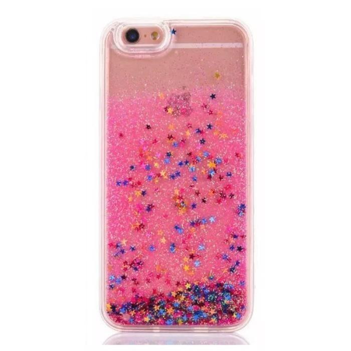 coque rose pale iphone 6