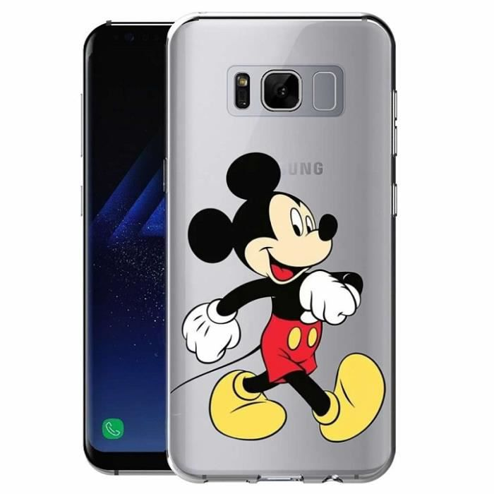 coque mickey mouse samsung s8