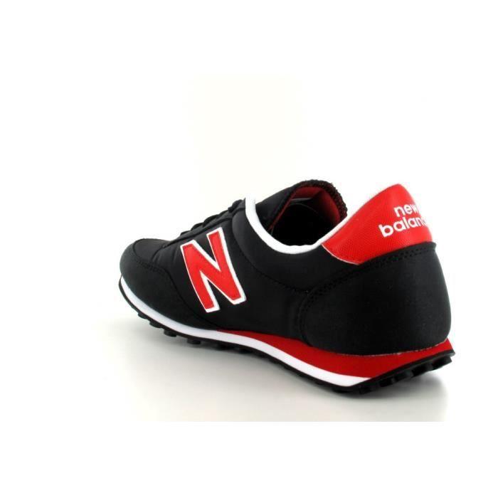 new balance u410 noir et rouge