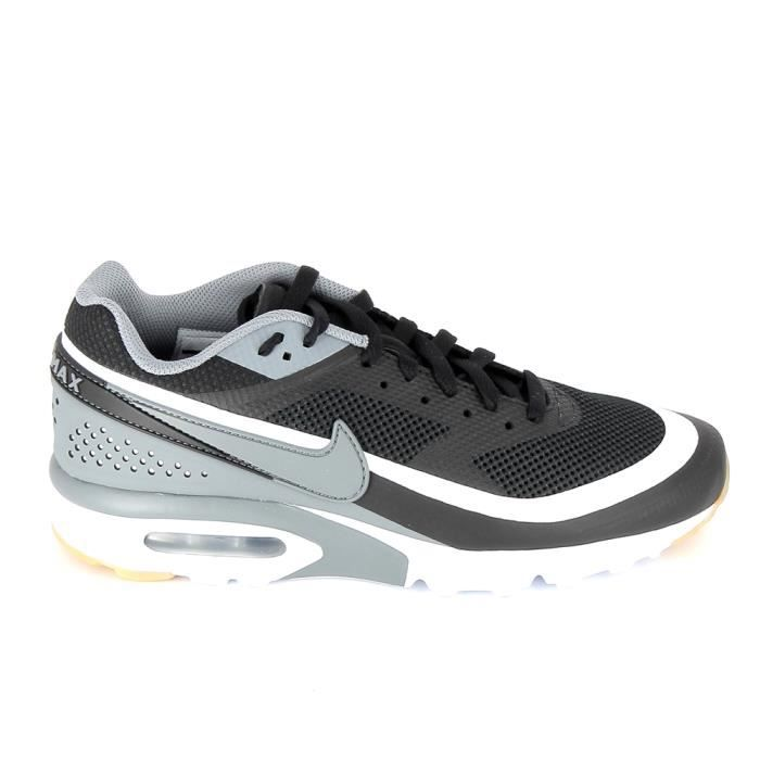 new product e7d1b 93aa5 Basket mode - Sneakers NIKE Air Max BW Ultra Noir Gris 819475 008
