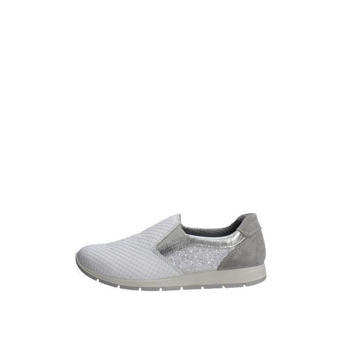 Slip-on Casual en cuir solide Slipper Mule Mocassins Flats Chaussures NNFWU Taille-40 9M8qxW35T
