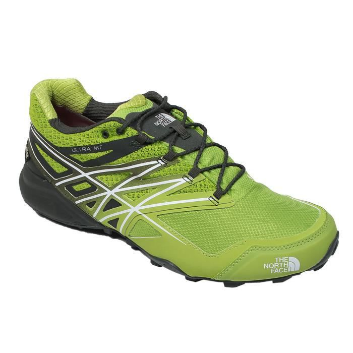 bb741bcae7 Chaussures homme Trail running The North Face Ultra Mt Goretex ...