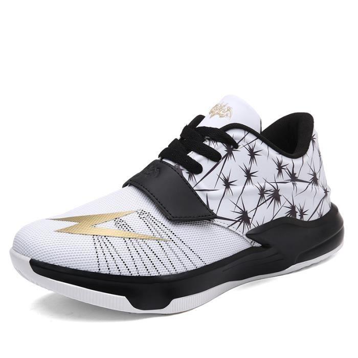 Homme Chaussures Mode BasketBottes de guerreChaussures de sport