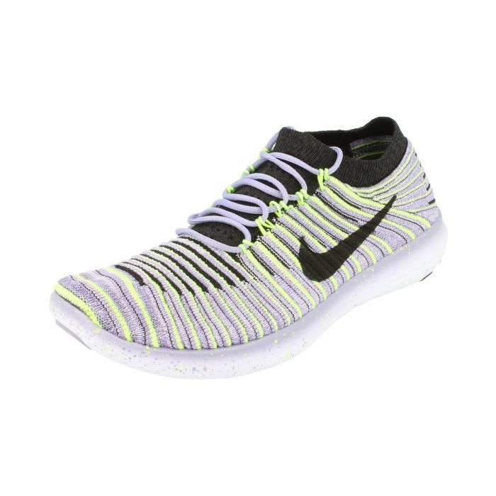 new style ca290 ea8f7 Nike Femme Free RN Motion Flyknit Running Trainers 834585 Sneakers  Chaussures 502