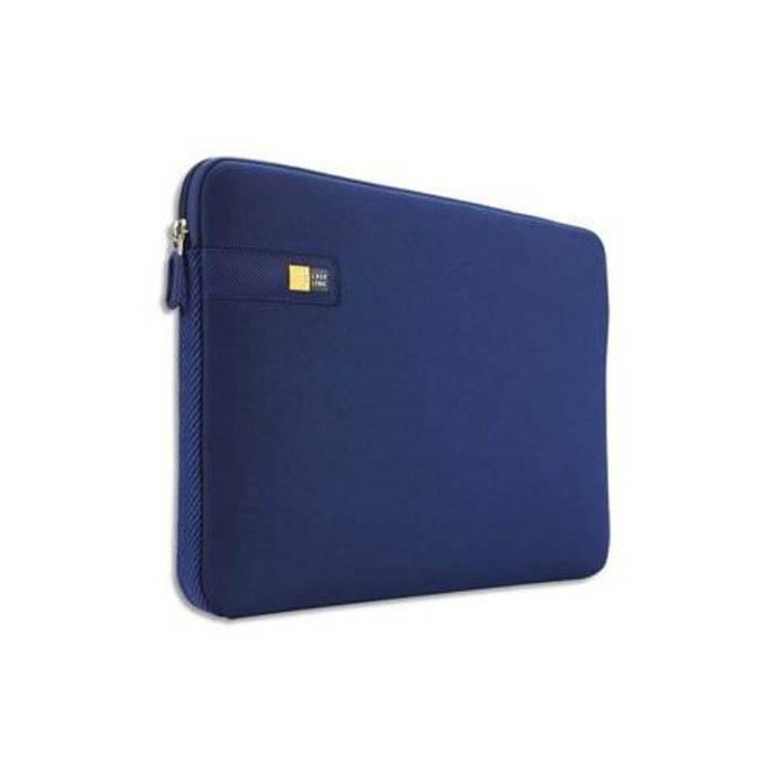Housse en néoprène pour ordinateur portable de 14''à 16'' - L41 x H29,5 x P3 cm bleu foncé