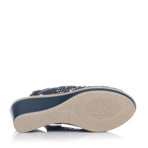 Color pieds Nº Blue de nu Blue 5072 pie PITILLOS sandale PIEL 37 6Z4wU4x