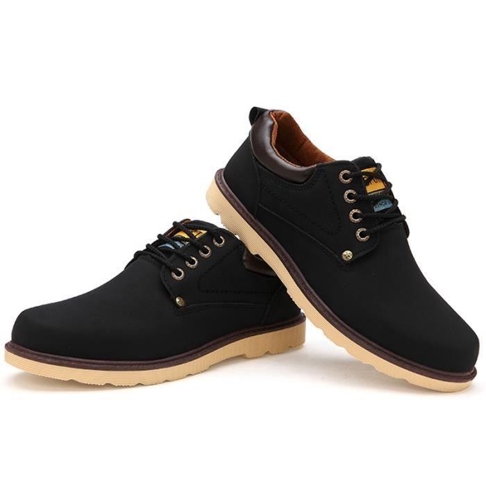 Chaussures En Toile Hommes Basses Quatre Saisons Populaire BBDG-XZ116Gris42 xInzYk1p