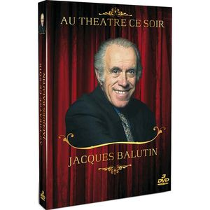 DVD SPECTACLE DVD Jacques Balutin