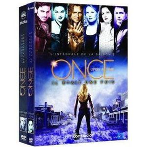 DVD SÉRIE INTEGRALE ONCE UPON A TIME S1 & S2