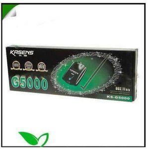 CARTE RÉSEAU   ! Kasens G5000 Antenne Wifi Usb Adaptateur Lan 20
